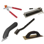 tile & masonry tools