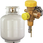 tanks & tank valves