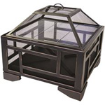 fire pits, patio heaters & accessories
