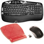 keyboards, mice & accessories
