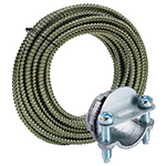 armored cable conduit systems