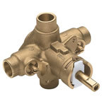 bathtub & shower valves
