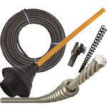 drain cleaning equipment & accessories