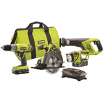 cordless tool combination kits