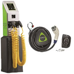 electric car charging stations & accessories