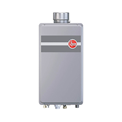 Tankless Residential Water Heaters
