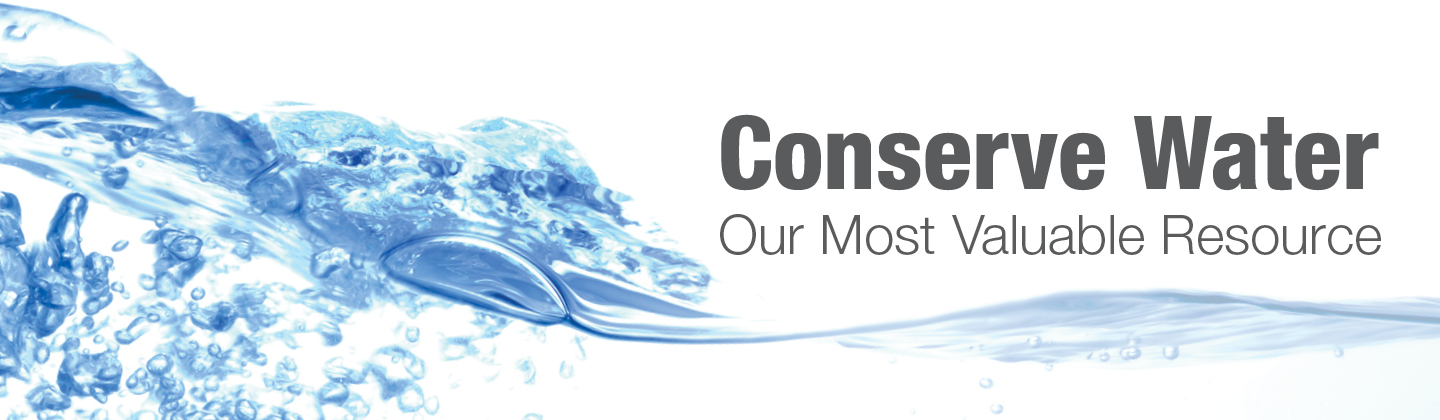 Conserve Water: Our Most Valuable Resource