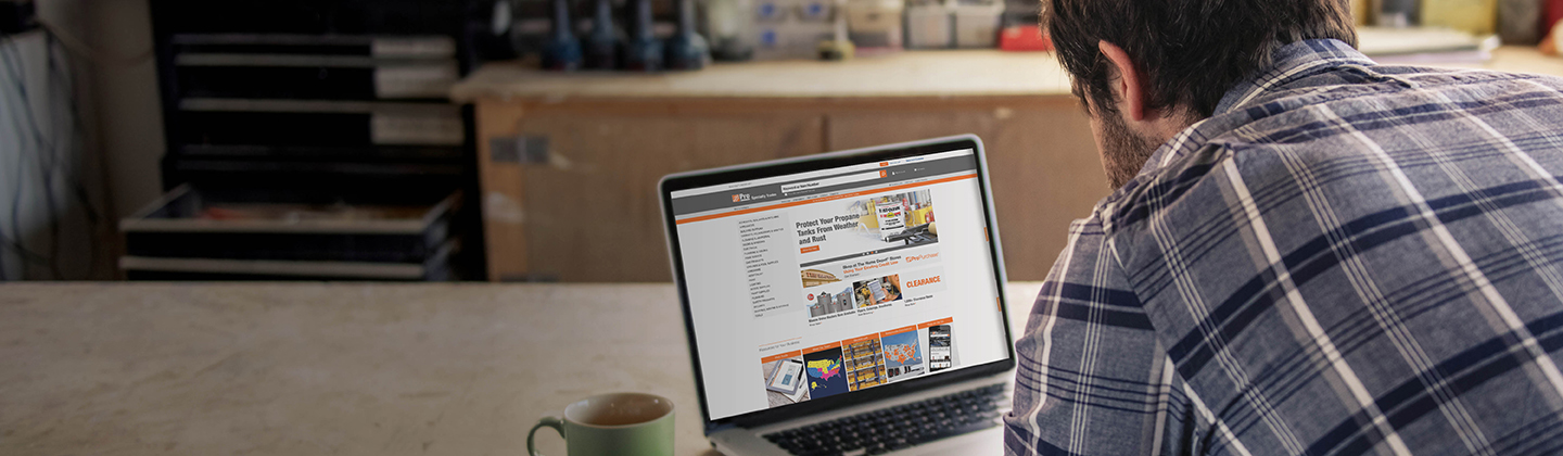 Do More with Home Depot Pro Online